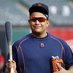Miguel Cabrera says his ankle is feeling good, too.