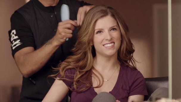 Anna Kendrick stars in Newcastle's anti-Super Bowl ad.