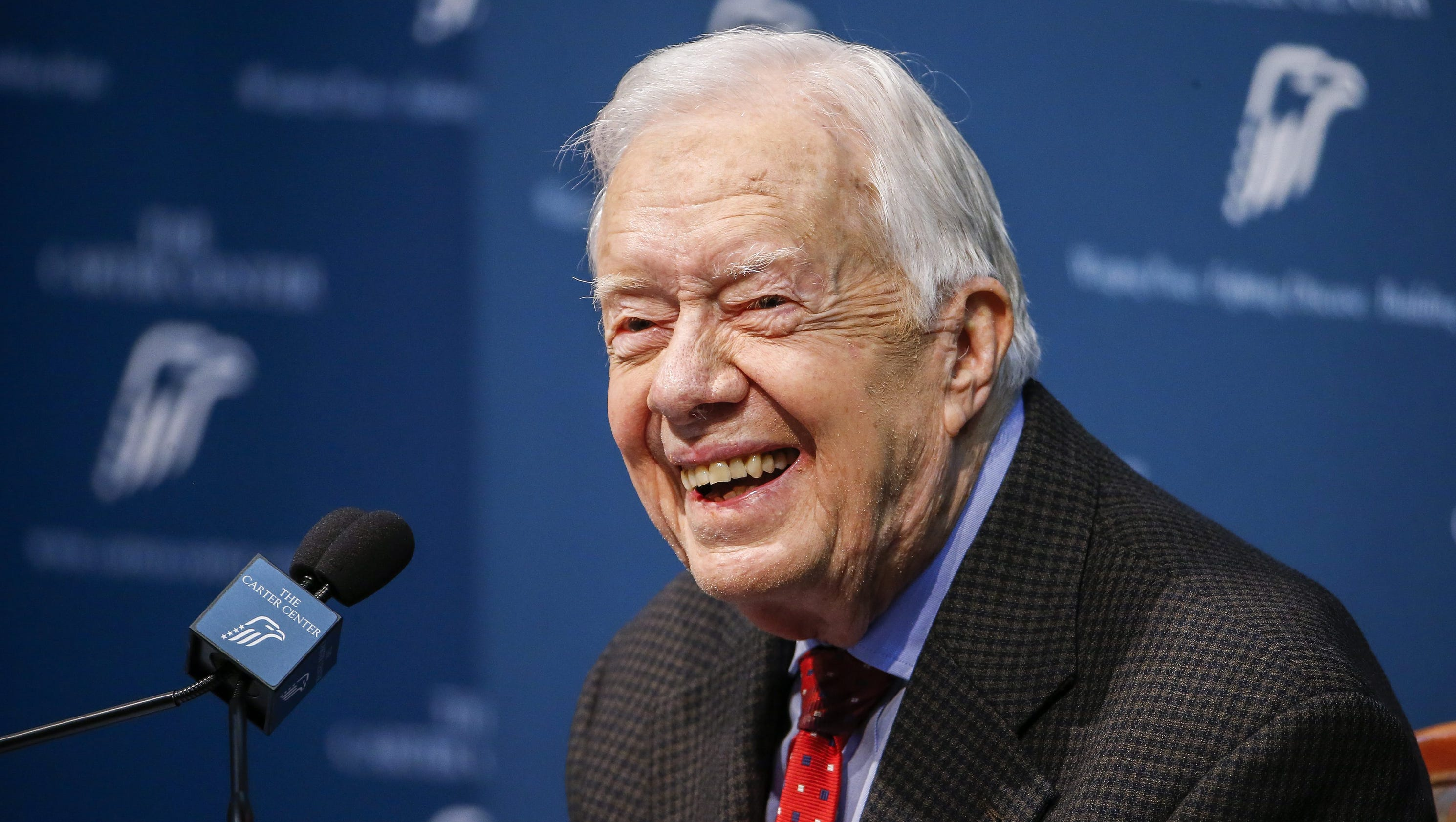 Jimmy Carter Says Cancer Has Spread To His Brain