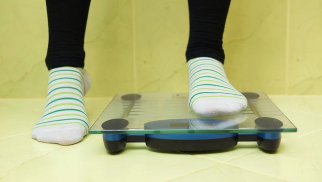 Rather than trying to lose weight, just focus on maintaining your weight through the holidays.