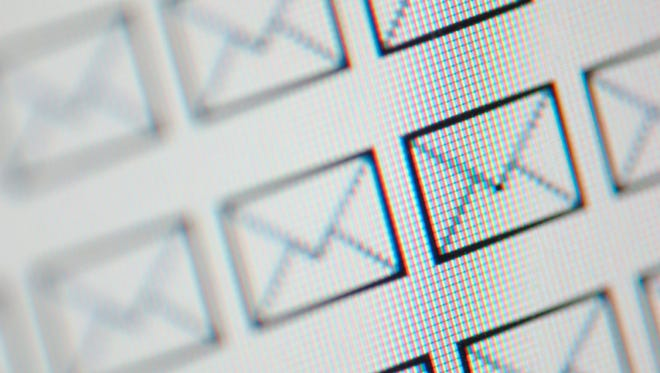 Editorial: Don't use personal email for public records.