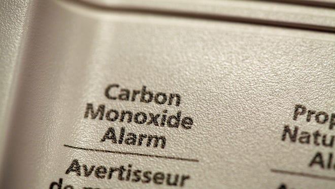Carbon monoxide alarm.