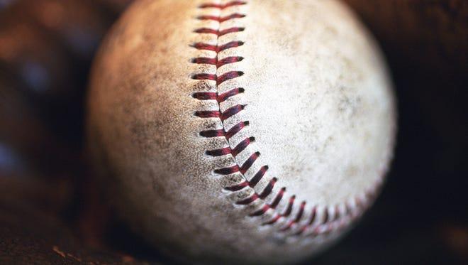 File Image - Baseball Illustration