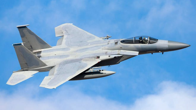 The North American Aerospace Defense Command was conducting fighter jet exercises between the Cochise County Airport and Coolidge Tuesday morning.