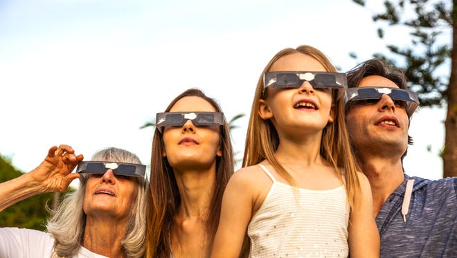 The American Astronomical Association warned that there are a lot of fake solar eclipse viewers being sold that could harm spectators eyes.