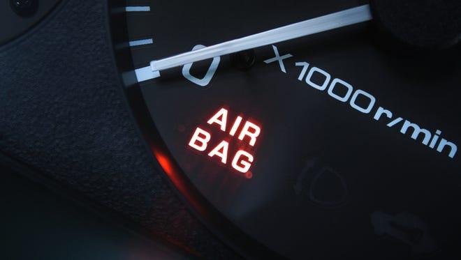 Air bag light