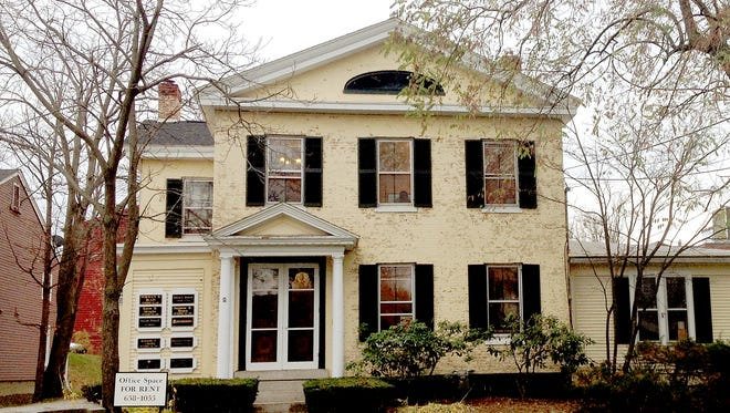 A developer has proposed an addition next to the historic home at 289 College St. in Burlington.