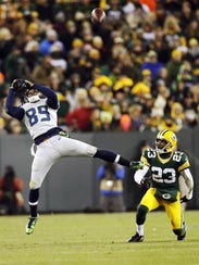 In a NFL moment on Dec. 11 featuring two Pensacola