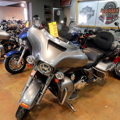 As profit falls, Harley-Davidson revives its Sportster and Street trade-in program
