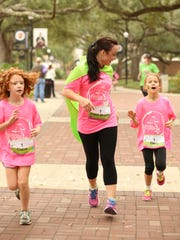 Girls on the Run program teaches pre-teen girls the importance of physical fitness and boosts self-esteem.