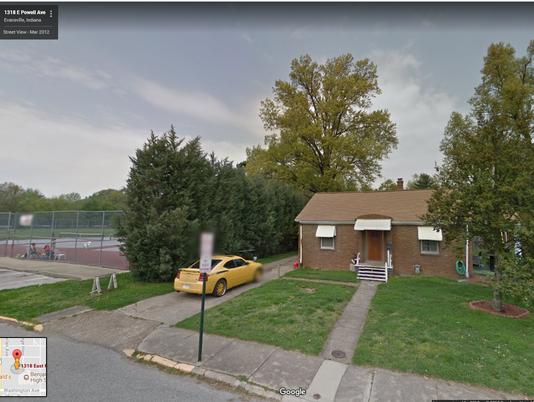 1318 E. Powell Ave near Bosse