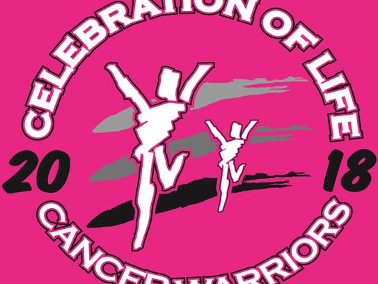 This year's logo and t-shirt color is pink in honor