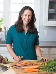 """My refrigerator is less full now,"" says author Dana Gunders, an expert on food waste."