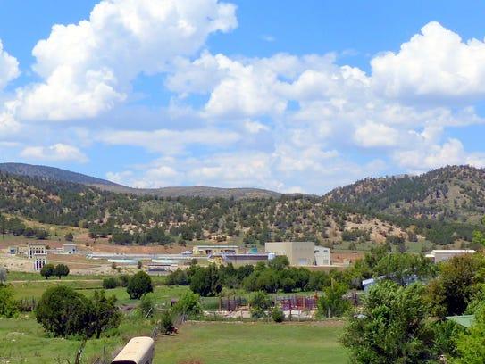 The Regional Wastewater Treatment Plant serves Ruidoso,