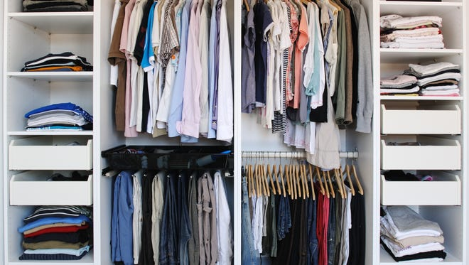 Clear out the clutter and make your closets places you can actually enjoy.