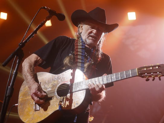 FILE - In this March 15, 2014 file photo, Willie Nelson