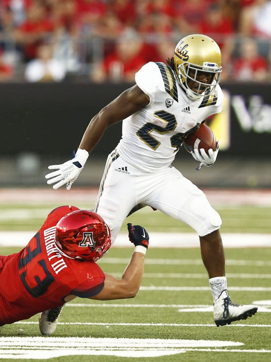 UCLA vs Arizona 2015