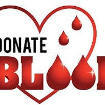 A blood drive will be held Saturday at Abbotsford City Hall.