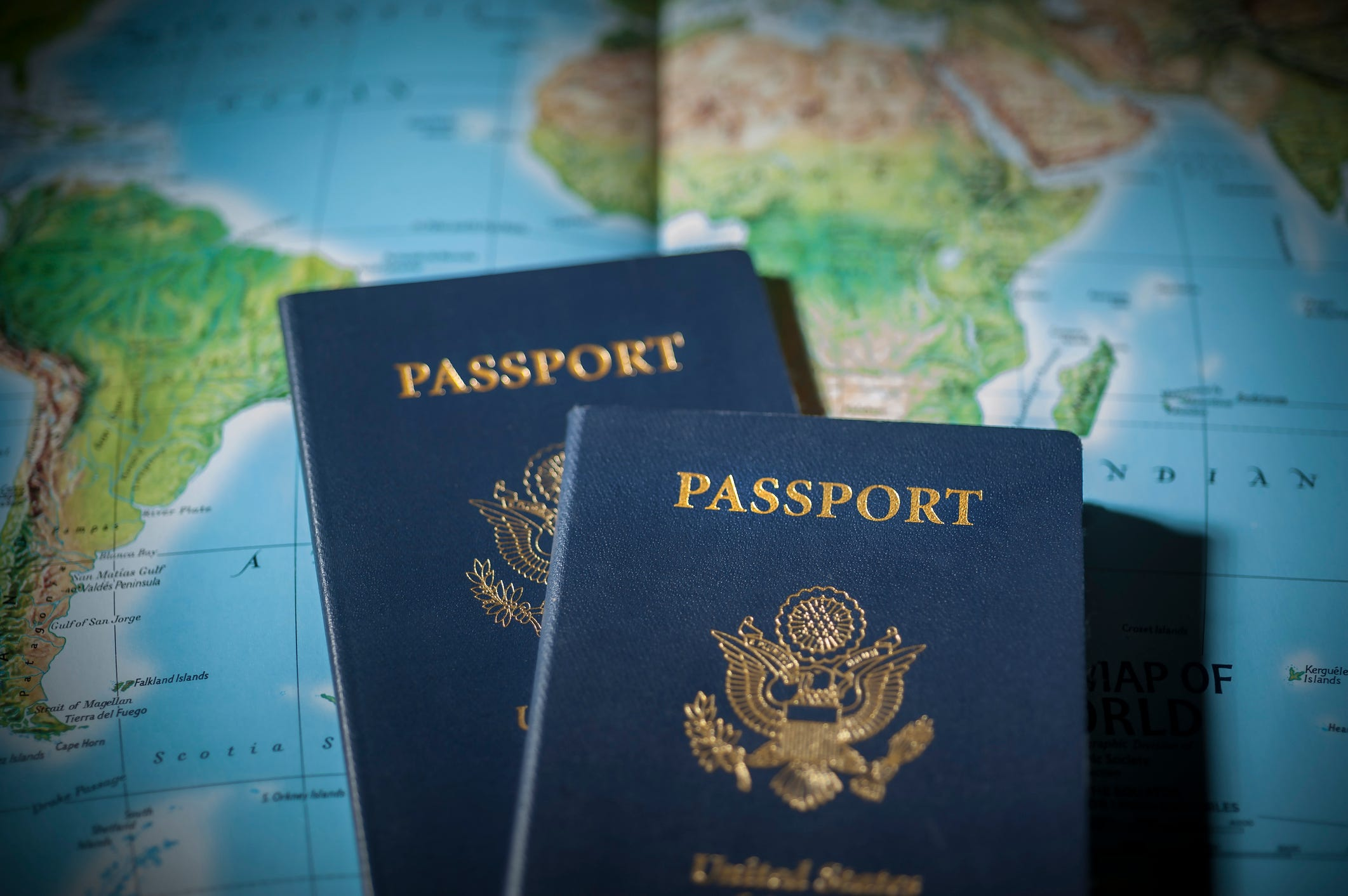 Passport change: how it happens and what it takes 98