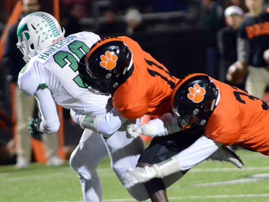 Novi, a nonconference and playoff rival for Brighton