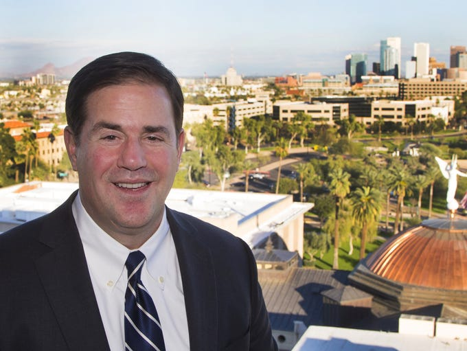 Gov. Doug Ducey scored some big wins in 2016. Here's