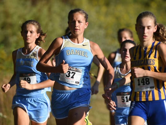 Region 1-4A Cross Country Championships