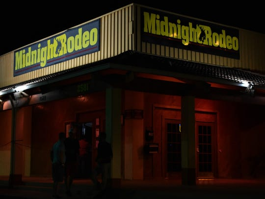 The front of the Midnight Rodeo on June 23, 2018 in