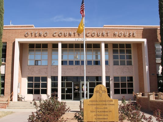 Otero County Courthouse