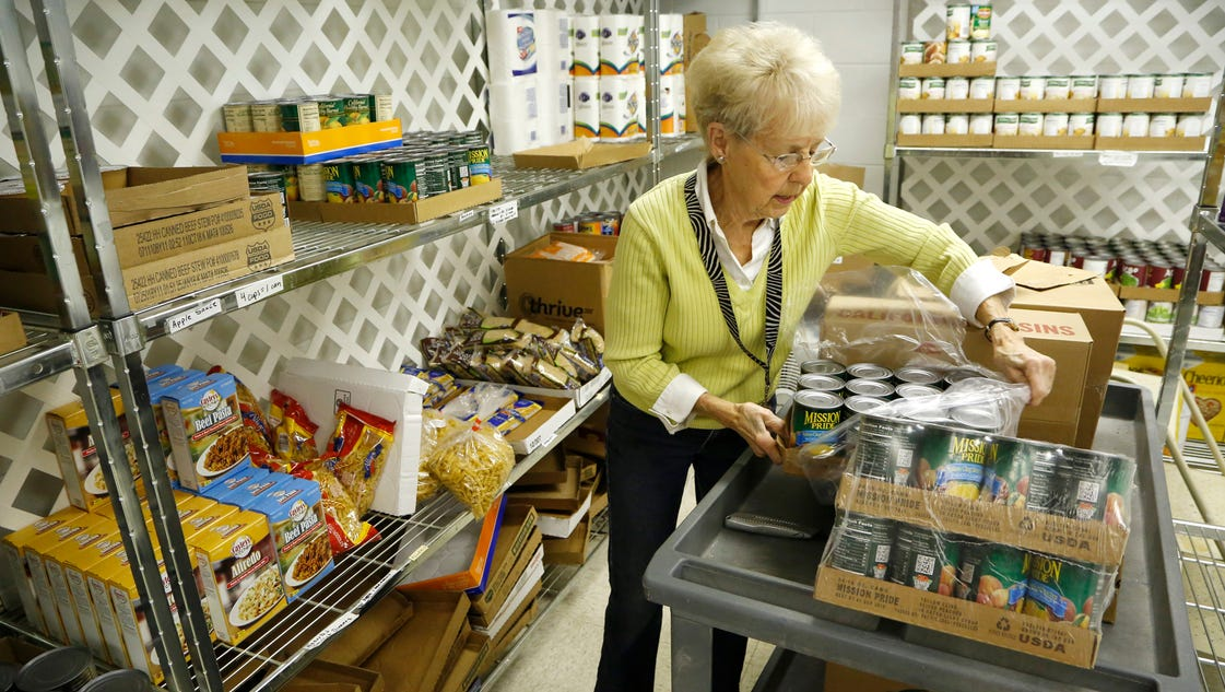 Salvation Army Food Pantry Lafayette In
