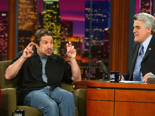 John Melendez Appears On The Tonight Show With Jay Leno
