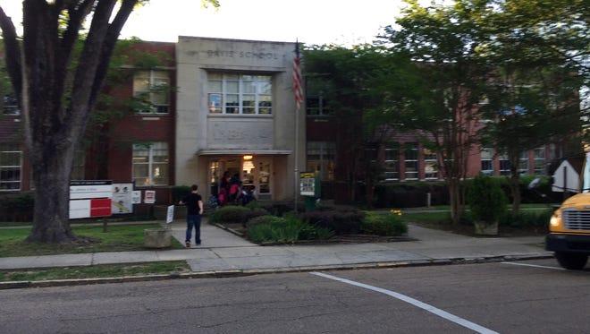 Davis Magnet School in Jackson, Miss.