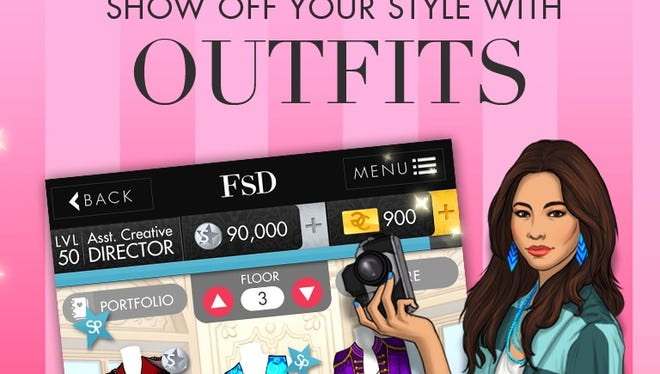 Fashion Star Designer is free to download and play.