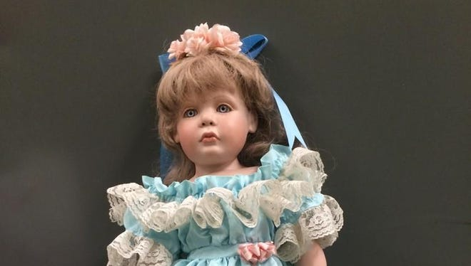 """Police say the woman who left dolls on the doorsteps of families with daughters who resemble them meant the gesture out of """"good will."""""""