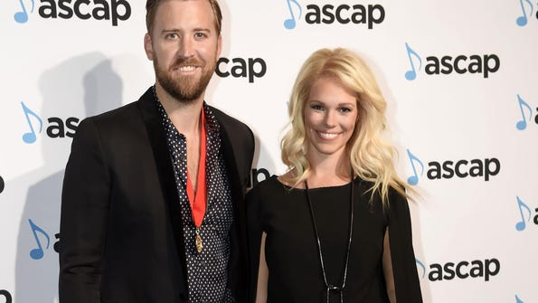 Charles Kelley,Cassie McConnell