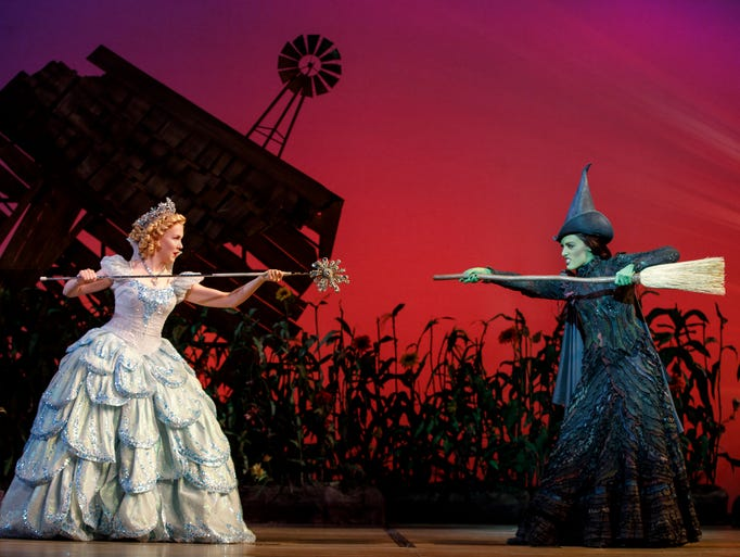 APRIL 1  WICKED: Through April 22, Tennessee Performing