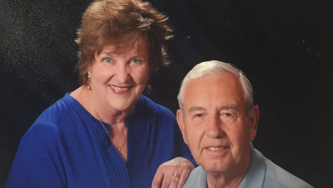 ANNIVERSARY: Joseph and Sandra Hatfield