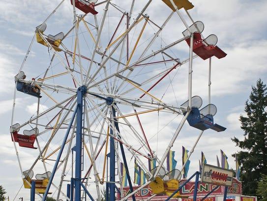 Polk County Fair, Aug. 7-10