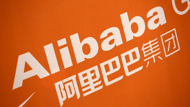 Alibaba raised $25 billion last year in the biggest initial public offering in history. It's stock, which trades on the New York Stock Exchange, is down 13.4% this year.