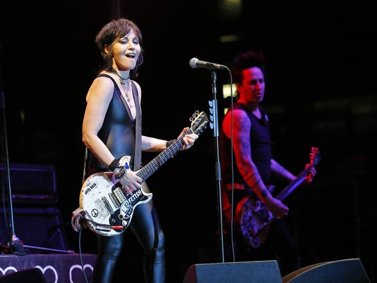 Joan Jett will be in Phoenix on March 3, 2018.