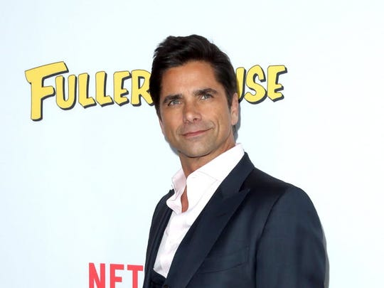 Actor John Stamos attends the premiere of Netflix's