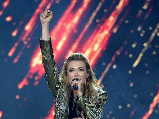 Pop artist Rachel Platten is pulling a double-shift at Summerfest tonight. She'll now open for Florida Georgia Line in place of Bebe Rexha at the American Family Insurance Amphitheater, right before headlining her own set at the BMO Harris Pavilion at 9:45 tonight.