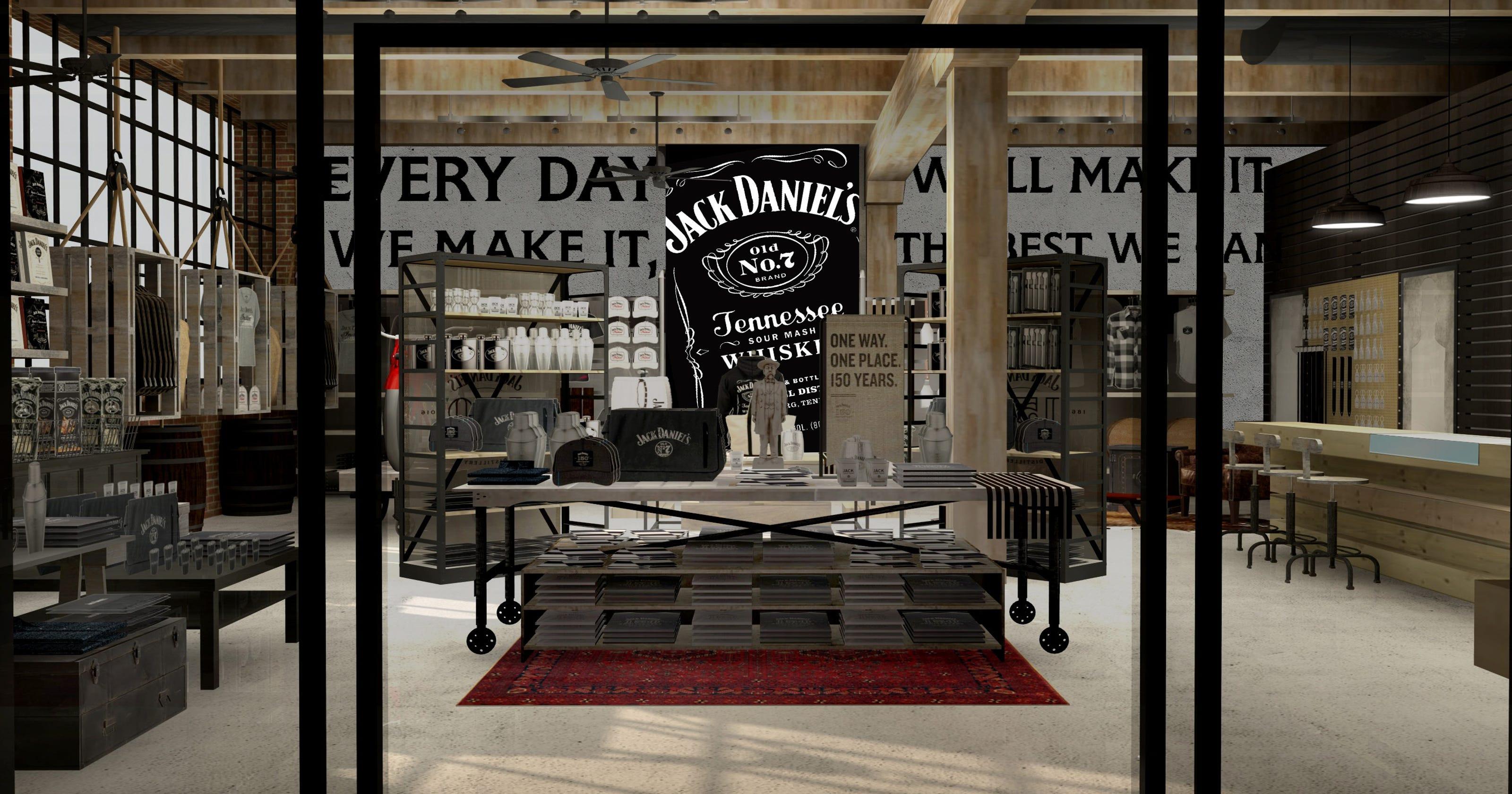 984fe94f992b6e Jack Daniel s opening store outside Lynchburg home