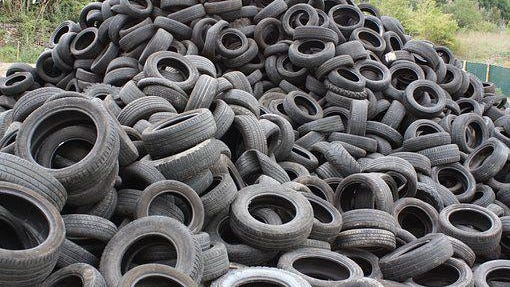The City of Lincoln will be accepting tires for recycling.