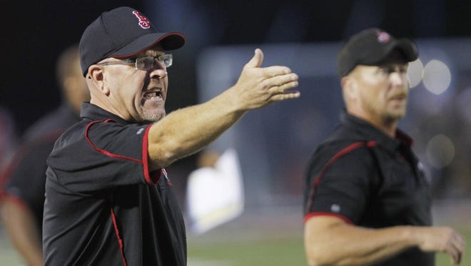 Brian Moore has never had a losing season as a head coach at four schools. On Sunday, he will be inducted into the Indiana Football hall of Fame at the National Football Foundation Joe Tiller Chapter banquet.