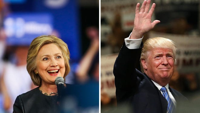 Presidential candidates Hillary Clinton and Donald Trump could help bring voter turnout in Brevard County this year to more than 83 percent, the level it was in 2008, the last presidential election with no incumbent.