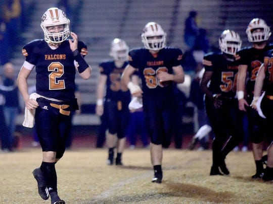 Northwood quarterback Luke Bogan shared 2018 District 1-4A top offensive honors with Trayon Jones Jr.