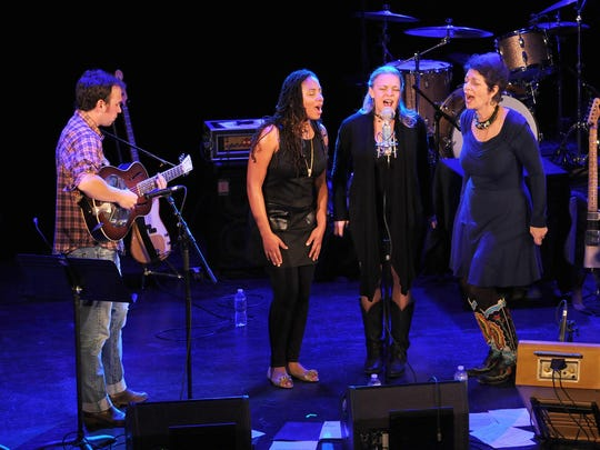 Delaware harmony-filled quartet Honey Child will perform just before David Bromberg in Wilmington on Saturday.
