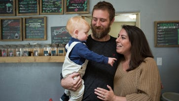 Beck's Coffee celebrates four years in Mesquite District