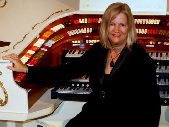 Organist Nancy Wildoner