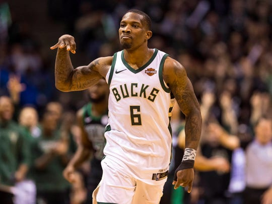Eric Bledsoe can create offense for the Bucks with his attacking style.